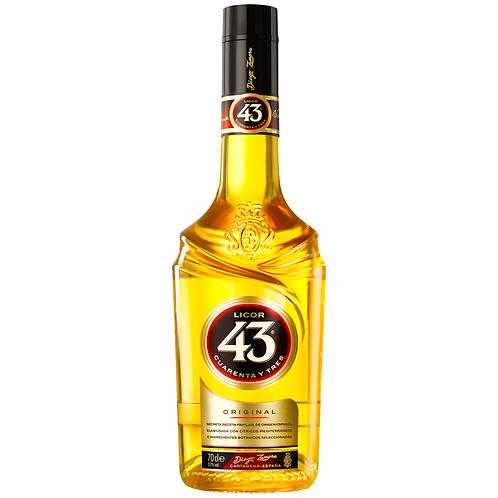Licor 43 Spanish Liqueur 700mL 31%