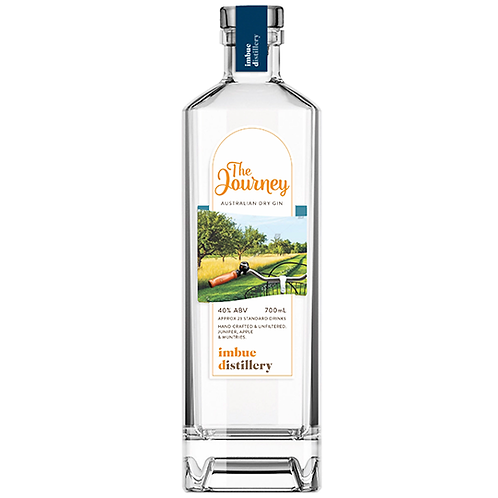 Imbue Distillery The Journey Gin 700mL 40%