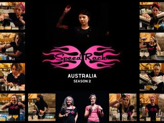 Speed Rack Australia Season 2