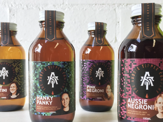 A tribute to Women of Australian Distilling: Aussie Gin Cocktails for International Women's Day