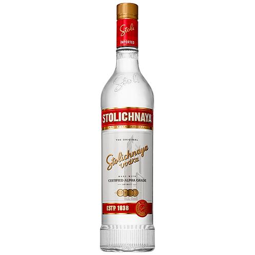 Stolichnaya Vodka 700mL 40%