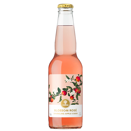 Strongbow Blossom Rosé Sparkling Cider Bottles 6x355mL 8.2%
