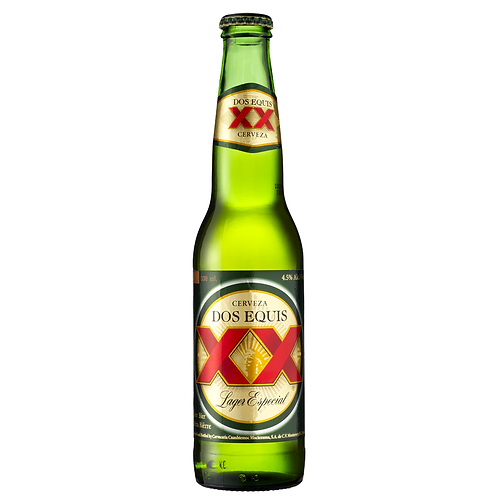 Dos Equis Lager Especial Bottles 330mL 4.5%