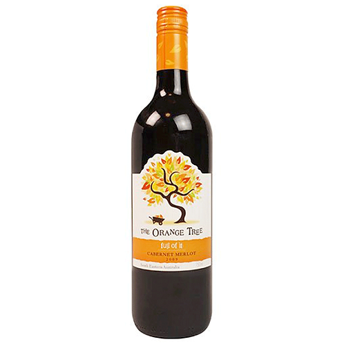 The Orange Tree Cabernet Merlot 750mL 14%