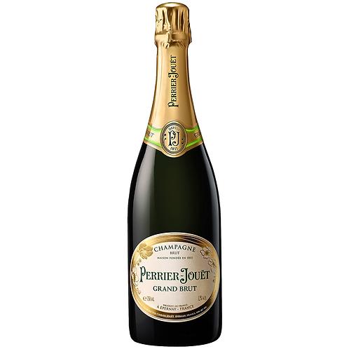 Perrier-Jouët Grand Brut Champagne 750mL 12%
