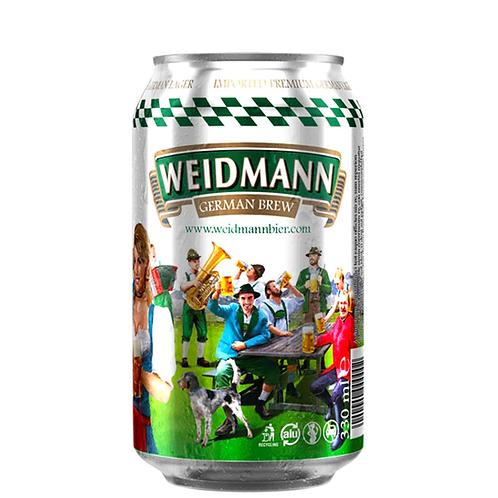Weidmann Cans 330mL 4.2%