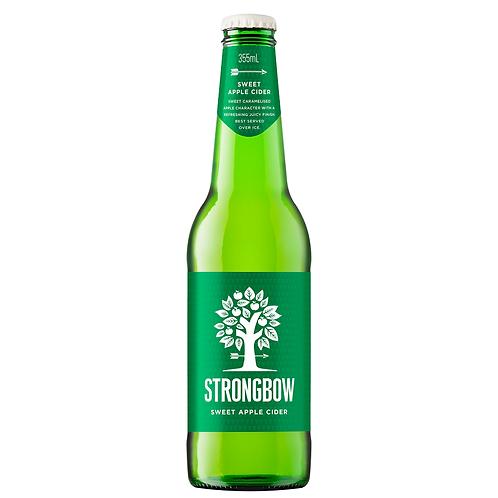 Strongbow Sweet Apple Cider Bottles 355mL 5%