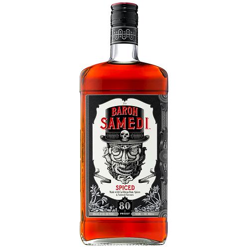 Baron Samedi Spiced Rum 700mL 40%