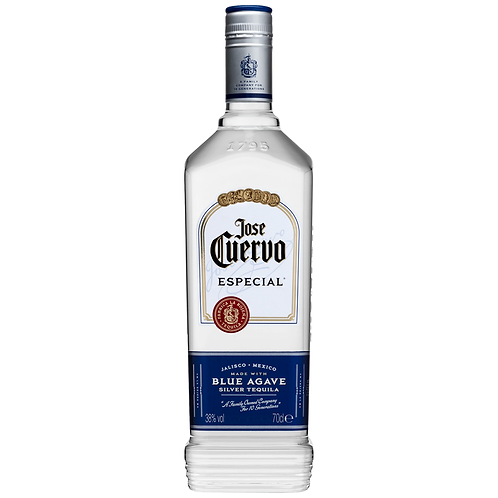 Jose Cuervo Especial Silver Tequila 700mL 38%