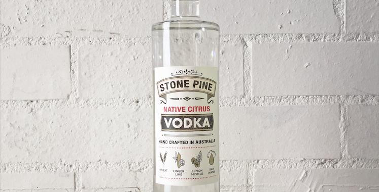 Native Citrus Vodka 40% 500ml