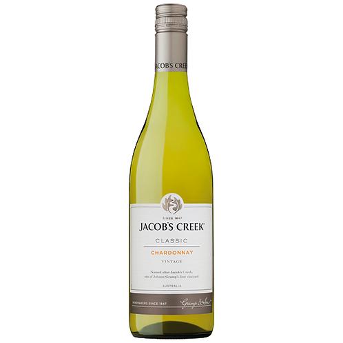 Jacobs Creek Classic Chardonnay 750mL 12.9%