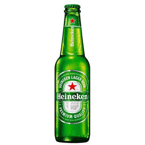 Heineken Lager Bottles 330mL 5%