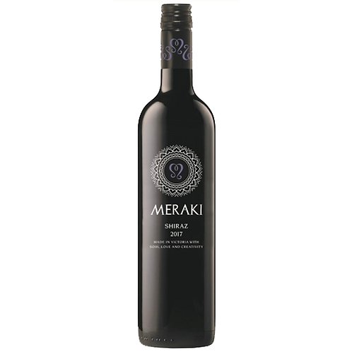 Meraki Shiraz 750mL 13.5%