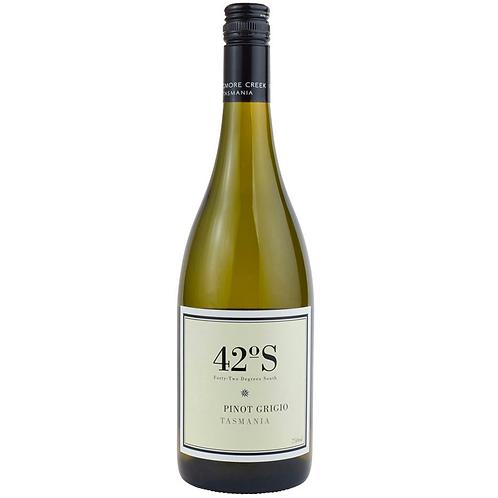 42 Degrees South Pinot Grigio 750mL 13%