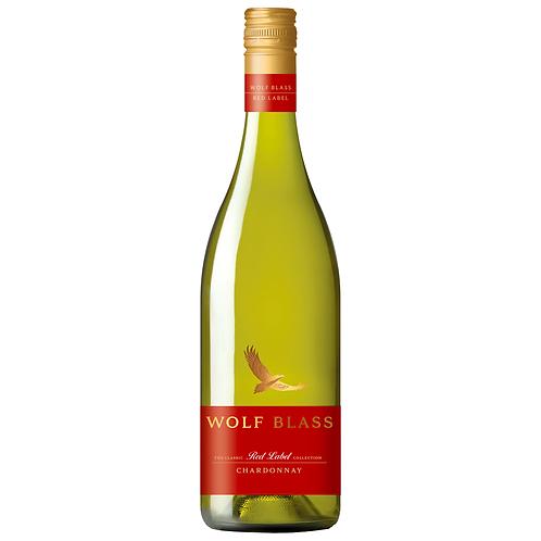 Wolf Blass Red Label Chardonnay 750mL 12.5%