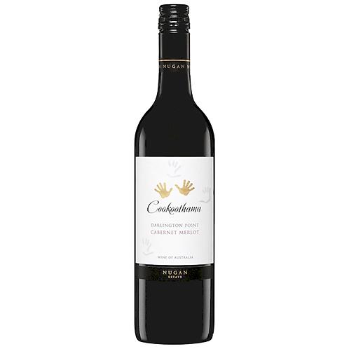 Cookoothama Cabernet Merlot 750mL 14%
