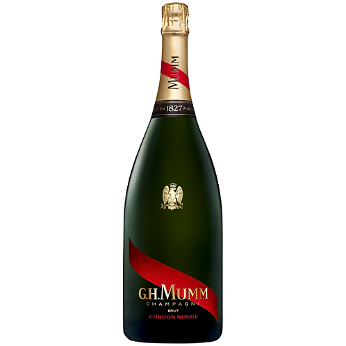 Mumm Cordon Rouge Brut Champagne NV 750mL 12%