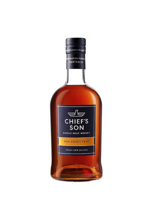 Chief's Son 900 Sweet Peat 700mL 60%
