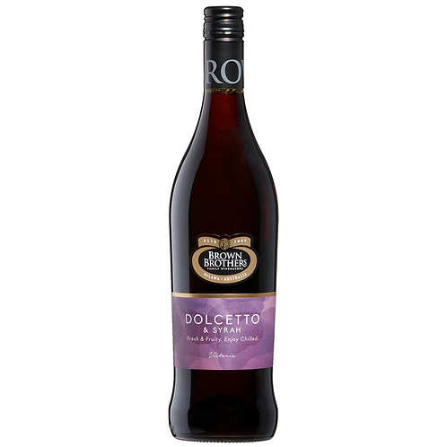 Brown Brothers Dolcetto & Syrah 750mL 10.5%