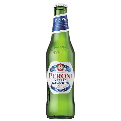 Peroni Nastro Azzurro Bottles 330mL 5.1%