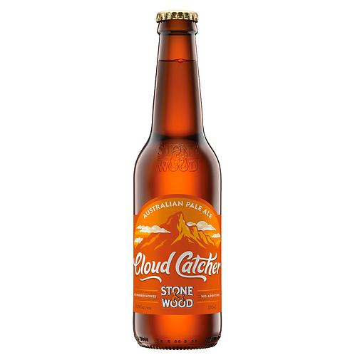 Stone & Wood Cloud Catcher Pale Ale Bottles 330mL 5%