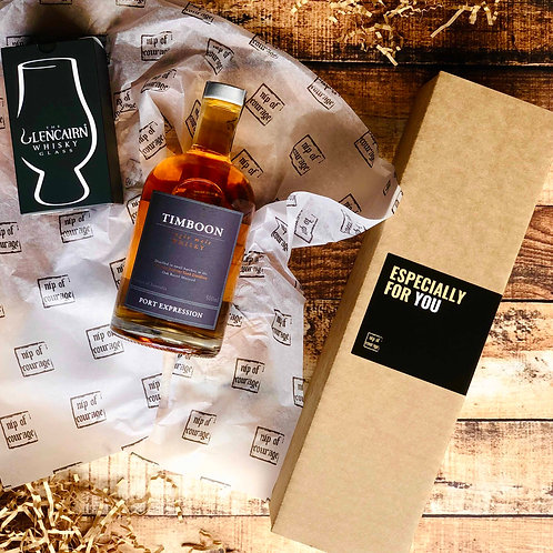 Timboon Port Expression Gift Pack 44% 500ml