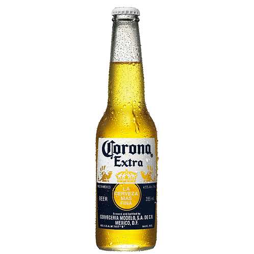 Corona Extra Beer Bottles 355mL 4.5%