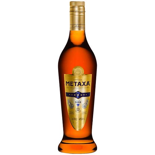 Metaxa 7 Star Brandy 700mL 40%