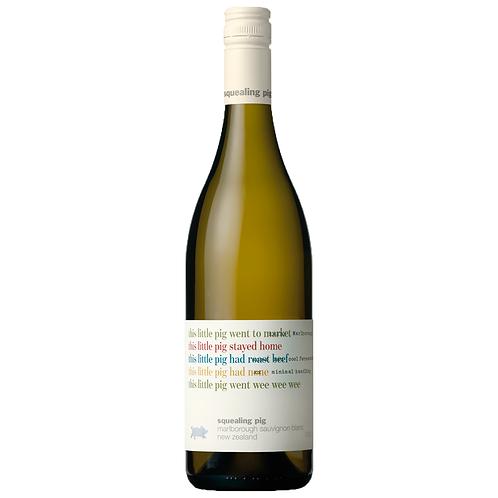 Squealing Pig Sauvignon Blanc 750mL 13%