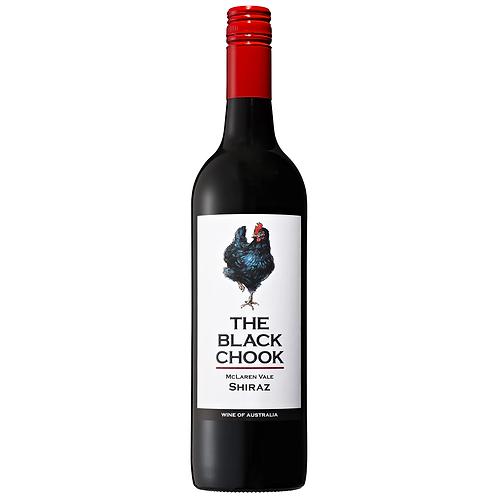 Black Chook Shiraz 750mL 13%