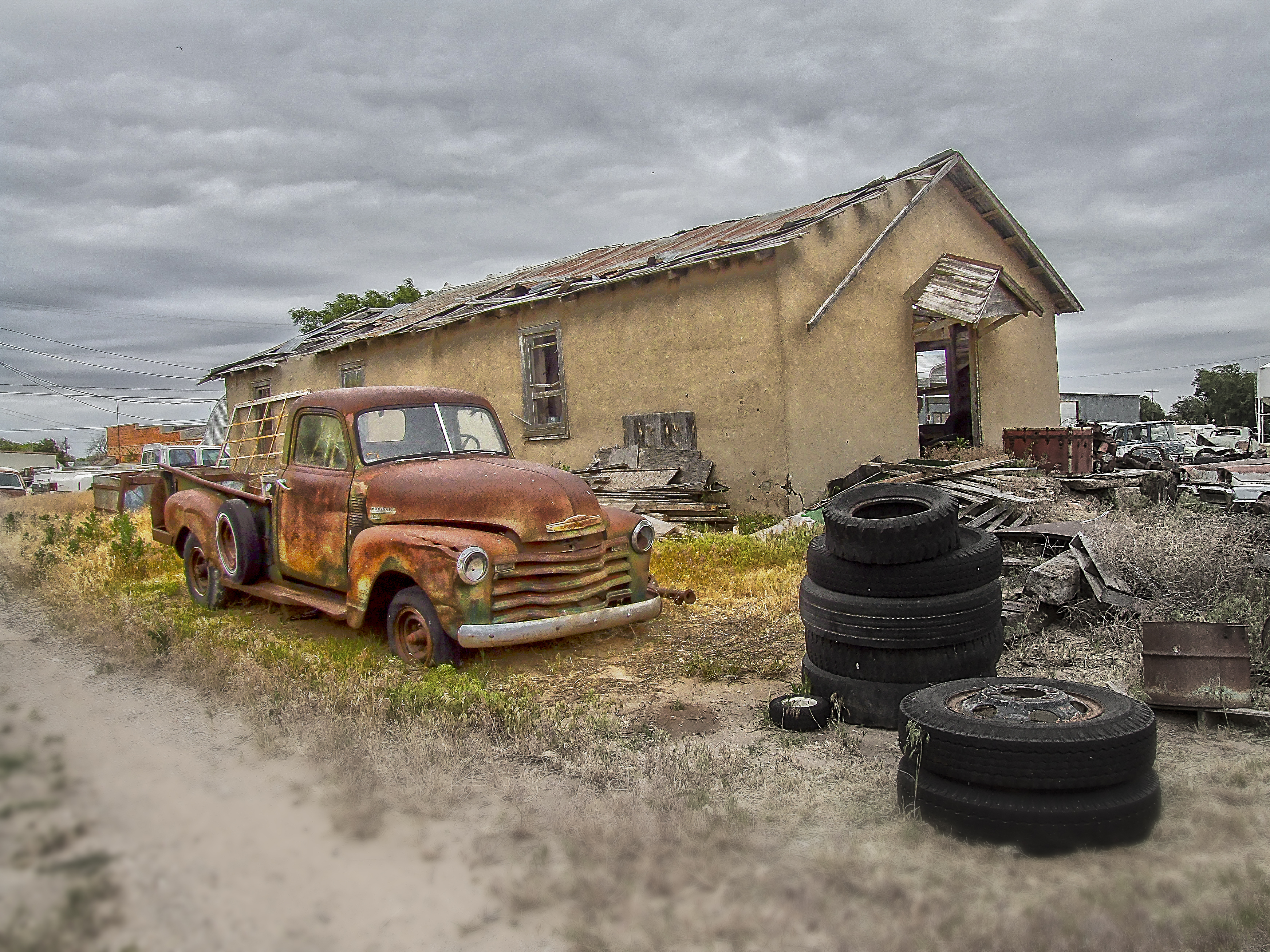 Chevy Pickup V2 - Higgins TX