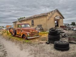 Chevy Pickup V2 - Higgins TX