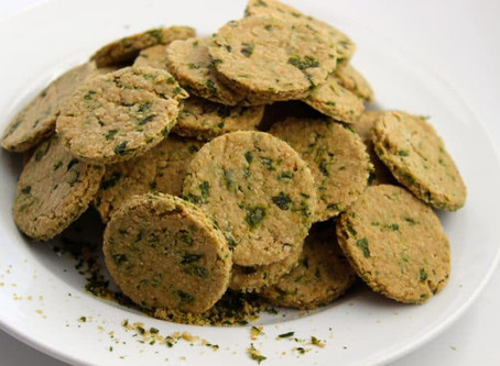 Dog mint cookie recipe