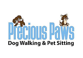 precious paws dog walking and pet stting