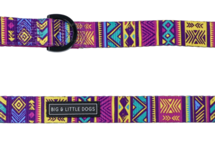 Aztec comfort Dog Leash / Lead