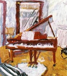 Frontal Piano