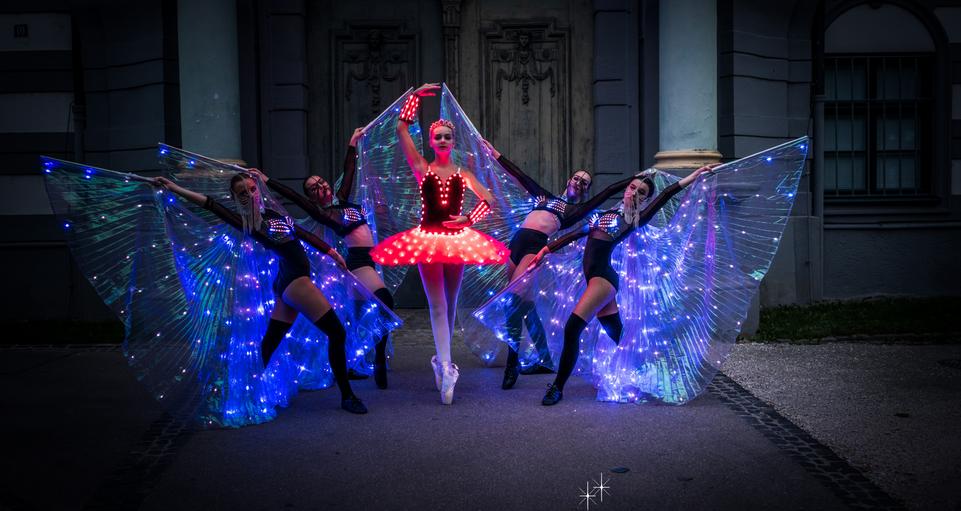 Ballerina-Show