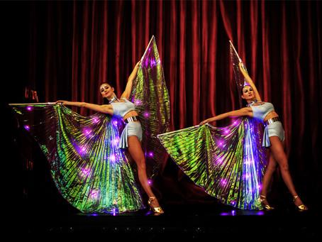 """Drei Dinge, die man über """"LED Edelsteine"""" Tanzshow wissen muss"""