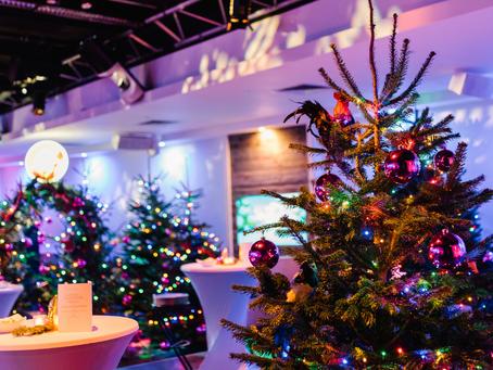Hollywood-Schick mit LED-Edelsteinen: Riechmont Weihnachts-Gala