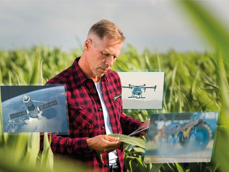 A nova revolução do agro e o papel das startups