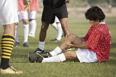 Injuries in the knee