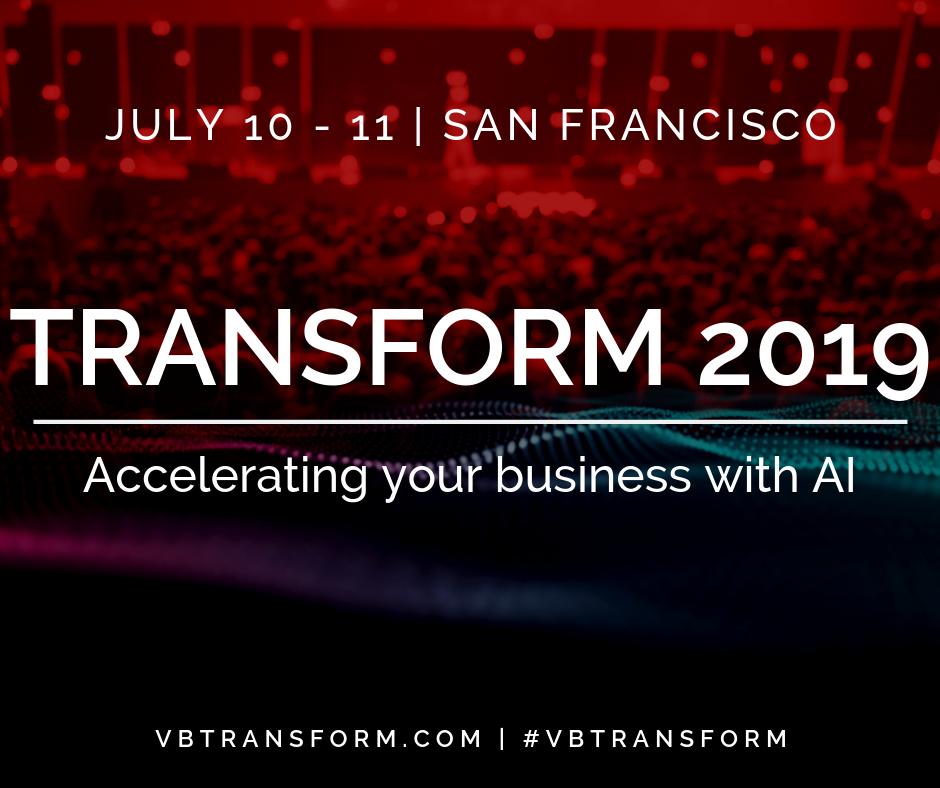 VB Transform 2019 Speakers