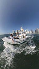 CXO300 patrol custom pilot commercial diesel outboard engine