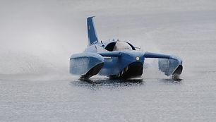 CXO300 high speed patrol custom pilot commercial diesel outboard engine