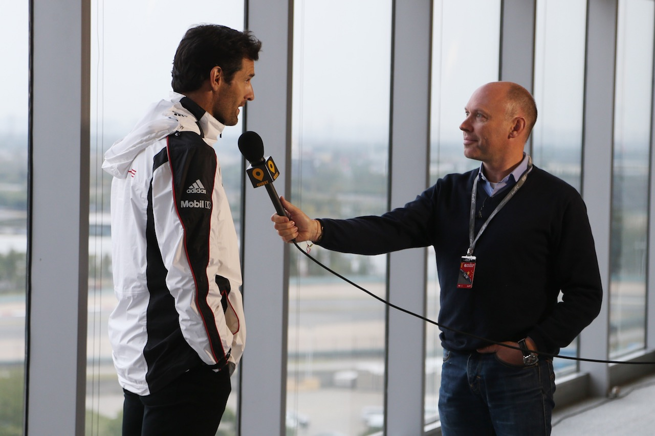 Mark Webber WEC Champion
