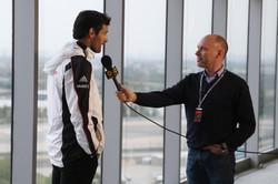 Mark Webber WEC Champion
