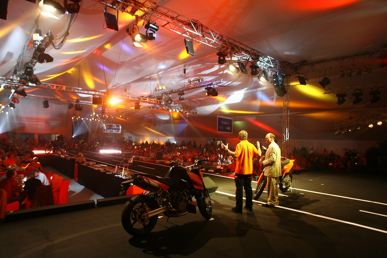 KTM World Dealer Conference