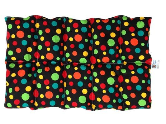 Weighted_Lap_Bag Black_spots