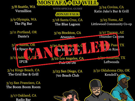 Canceled due to Corona