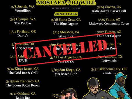 Canceled due to Corona
